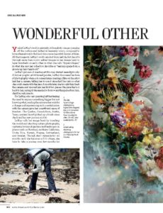 American Art Collector | Wonderful Other Worlds 20150501_Page_2