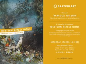 Western Reflections Invitation Austin