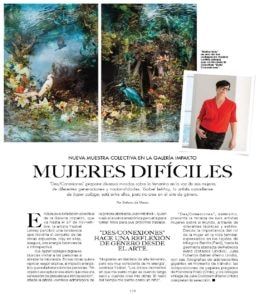 Cosas Magazine | Mujeres Difíciles 20151101